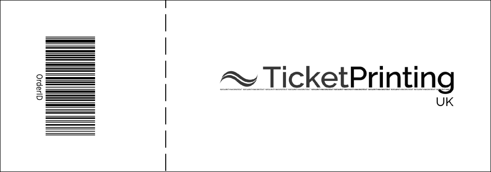 Concert Series Ticket 003 Product Back